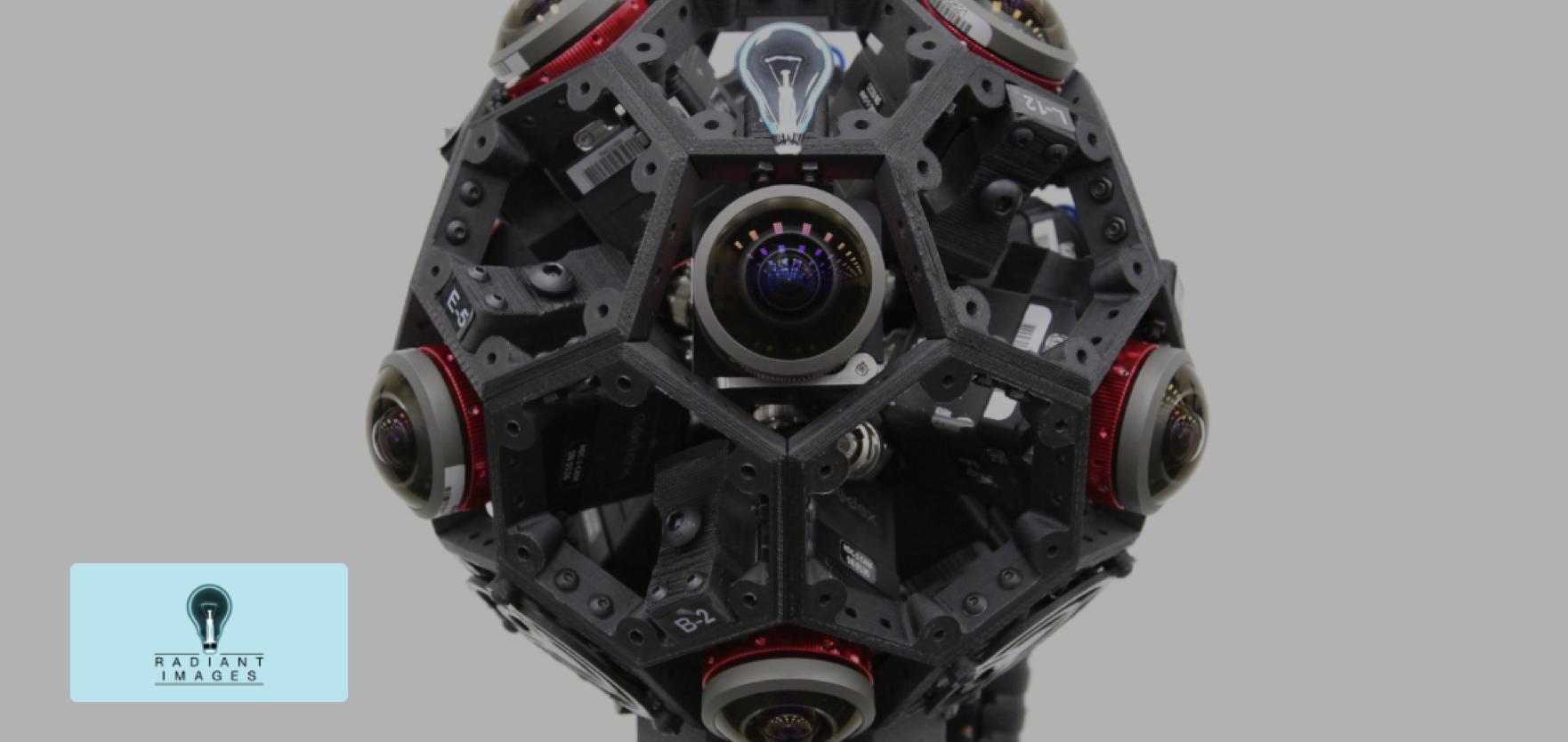 Markforgedの導入事例-360度カメラの固定フレーム