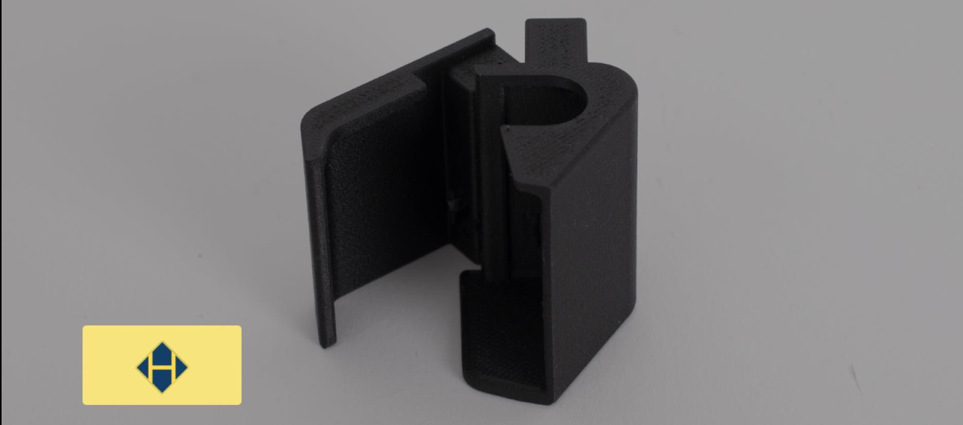 Markforgedの導入事例-CNCのパーツキャッチャー
